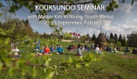 International Kouksundo seminar with Master Kim Ki Yong
